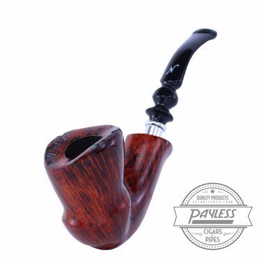 Nording Spigot Orange No. 2 Pipe - Q