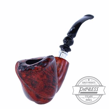 Nording Spigot Orange No. 2 Pipe - T