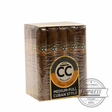 Cusano CC Robusto Cigar Bundle