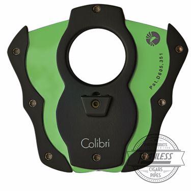 Colibri Cut - Black W/ Green Blades (CU100T26)