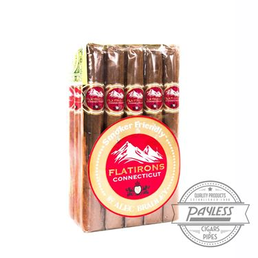 SF Flatirons Connecticut Corona Cigar Bundle