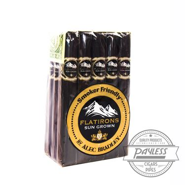 SF Flatirons Sungrown Corona Cigar Bundle