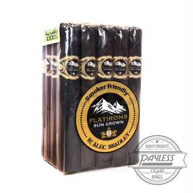 SF Flatirons Sungrown Toro Cigar Bundle