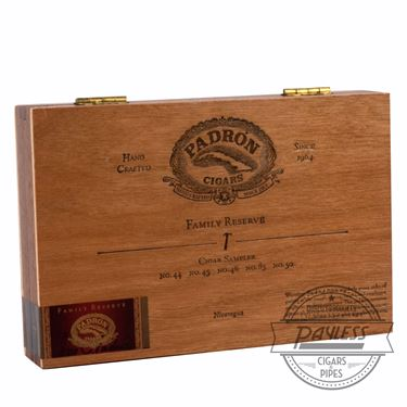 Padron Family Reserve Natural Sampler 5-pack