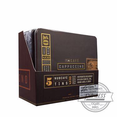 Nub Cafe Cappuccino 430 Tins