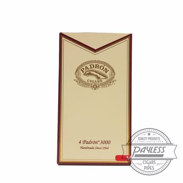 Padron 3000 Maduro 4-pack