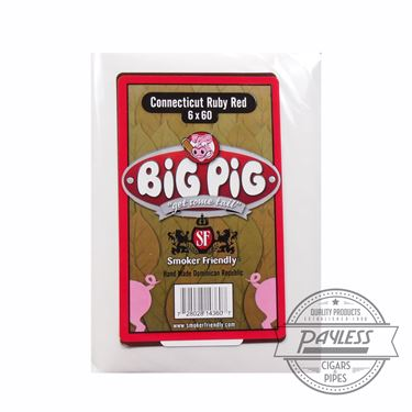 SF Big Pig Ruby Red 5-Pack