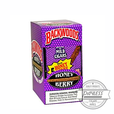 Backwoods Honey Berry 8 packs of 5