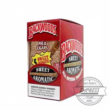 Backwoods Sweet Aromatics 8 packs of 5