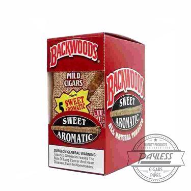Backwoods Sweet Aromatics 8 packs of 5