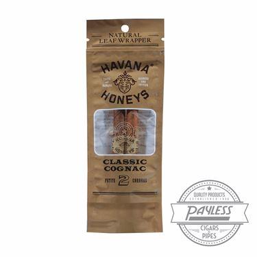 Havana Honeys Petit Corona Classic Cognac 10 Packs of 2