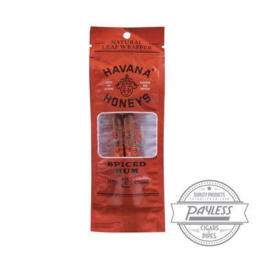 Havana Honeys Petit Corona Spiced Rum 10 Packs of 2