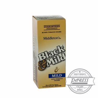Middleton Black & Mild Mild Box