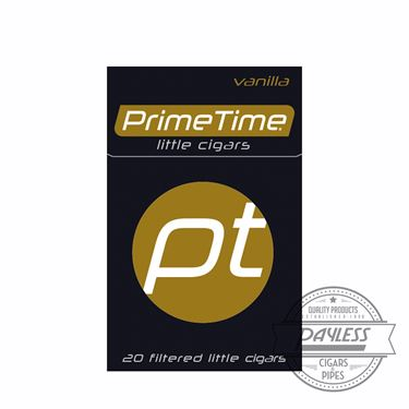 Primetime Little Cigars Vanilla