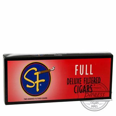 SF Little Filtered Cigars Full 10 packs of 20