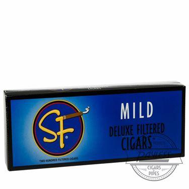 SF Little Filtered Cigars Mild 10 packs of 20