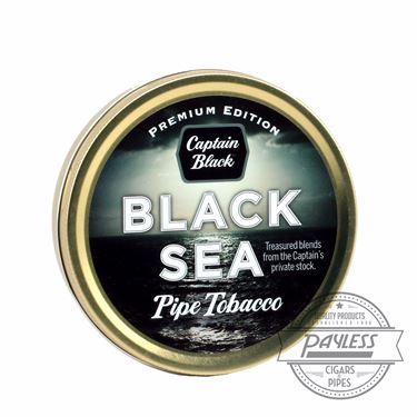 Captain Black Black Sea Tin