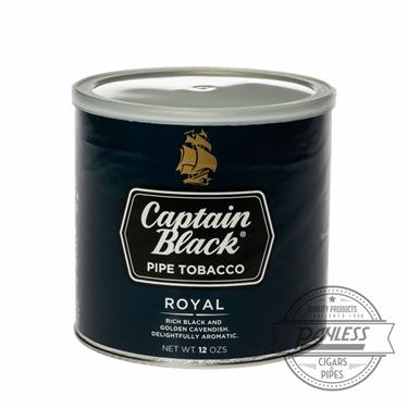 Captain Black Royal 12 0unce Tin