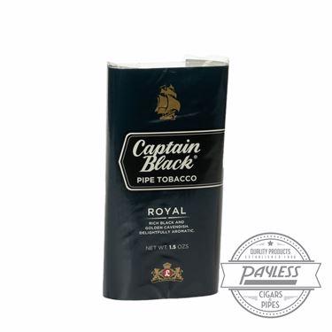 Captain Black Royal 1.5 ounce Pouches