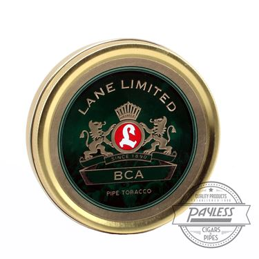 Lane Limited BCA Tin