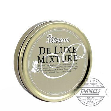 Peterson De Luxe Mixture Tin