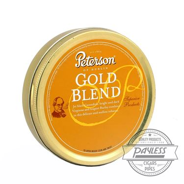 Peterson Gold Blend Tin