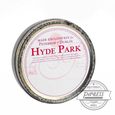 Peterson Hyde Park Tin