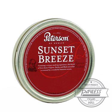 Peterson Sunset Breeze Tin