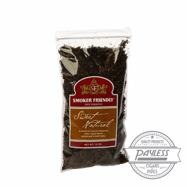 SF Premium Pipe Tobacco Sweet Natural