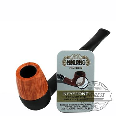 Eriksen Keystone Pipe Natural