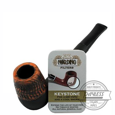 Eriksen Keystone Pipe  Rustic
