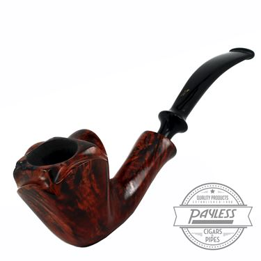 Nording Brown Grain No. 3 Pipe R1