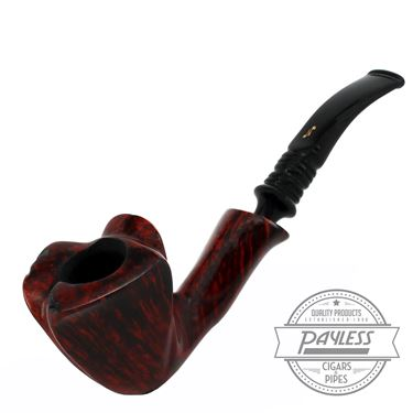 Nording Burgundy Grain No. 3 Pipe J1