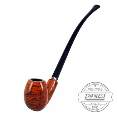 Nording Virgin Grain Churchwarden Standard Smooth Pipe B