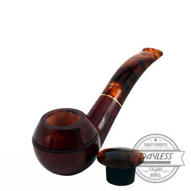 Savinelli Tortuga Smooth 673 Pipe