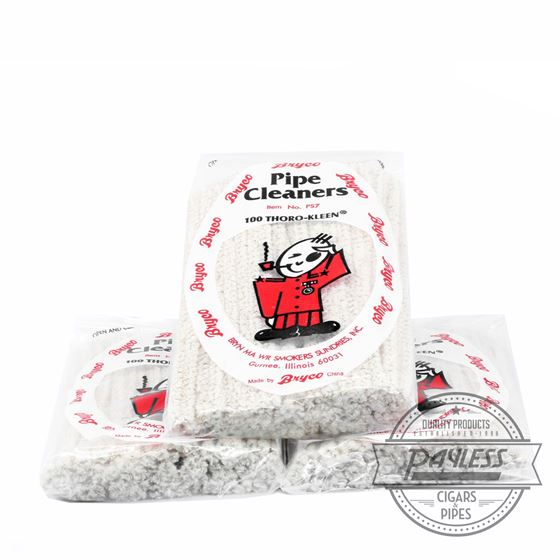 Bryco Regular Cotton Pipe Cleaners