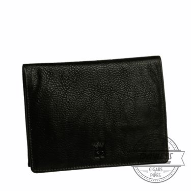 Chacom Leather Fold Pouch Dark Brown - 1B
