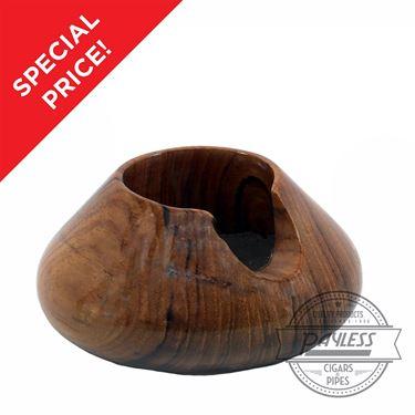 Woodmere Teak Round Pipe Rest (200T) On Sale