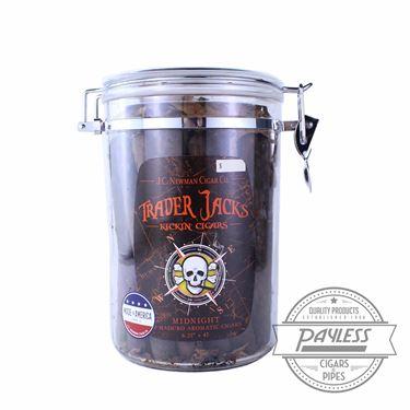 Trader Jack's Kickin Cigars Midnight Aargh Jar
