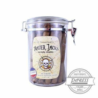 Trader Jack's Kickin Cigars Sunrise  Aargh Jar