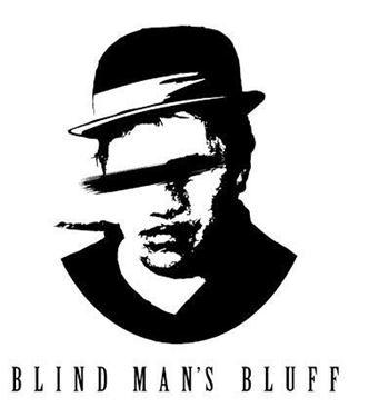 Blind Man's Bluff Maduro Robusto Logo