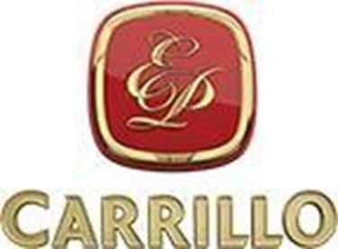 E.P. Carrillo 10 Year Anniversary Logo