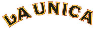 La Unica #500 Natural logo