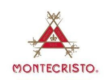 Montecristo 12 Cigar and Tumi Wallet Gift Pack Logo
