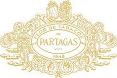 Partagas Miniature (10 Tins of 8) Logo