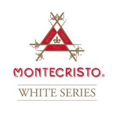 Montecristo White Mini (5 tins of 20) Logo
