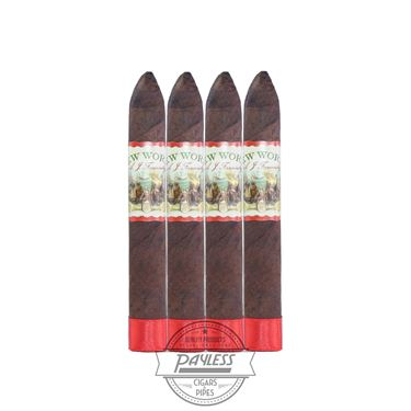New World Belicoso Humi 4-Pack Cigars