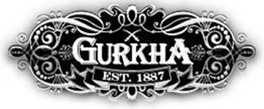 Gurkha Bourbon Collection Corona Natural Logo