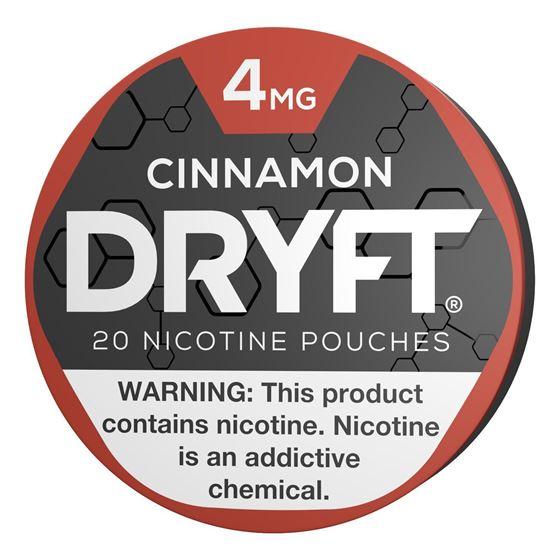 Dryft Cinnamon 4MG