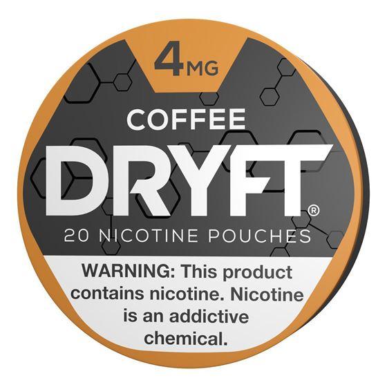 Dryft Coffee 4MG